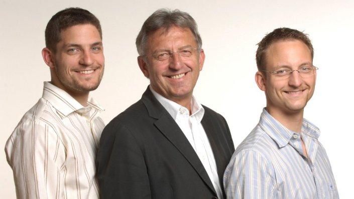 Hans Maier, Johann Maier und Markus Maier